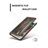 图片 CASEME Oil Wax Leather Card Holder Case for iPhone 7 Plus-Brown