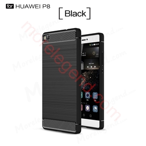 Picture of Carbon fiber case for Huawei Ascend P8