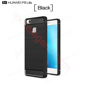 Picture of Carbon fiber case for Huawei P9 Lite