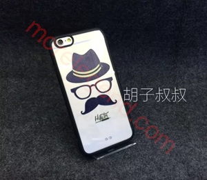 图片 Cool Painting Acrylic  case for iphone 5/5s/se