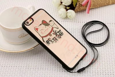 图片 Lucky Cat case for iphone 6 plus/6s plus