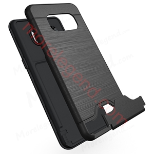 图片 Card slot kickstand case for Samsung s8 plus