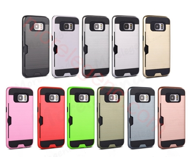 图片 Card slot case for samsung s7 edge