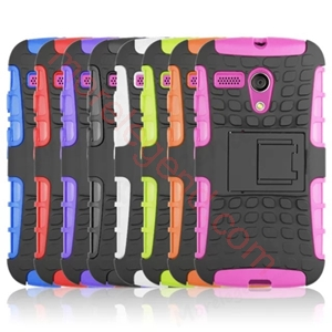 图片 Tyre texture case for Moto G
