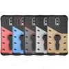Picture of 2 In 1 Armor Shell Case With Stand For Moto G4/G4Plus