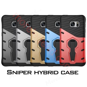 图片 2 In 1 Armor Shell Case With Stand For S7