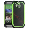 图片 2 In 1 Football Grain/Dots Case For Htc One 2M8