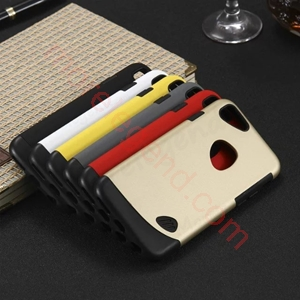 图片 Cobblestone Pc+Tpu 2 In 1 Case For Samsung A8