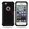 Picture of 2 In 1 Football Grain/Dots Case For Iphone 5C