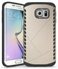 Picture of 2 In 1 Fashion Armor Shell Case For Samsung S6 Edge