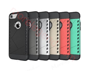 Picture of 2 In 1 Fashion Armor Shell Case For Iphone 7