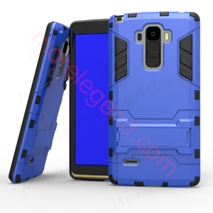 图片 2 In 1 Armor Case With Stand For Lg G4 Note(Ls770)
