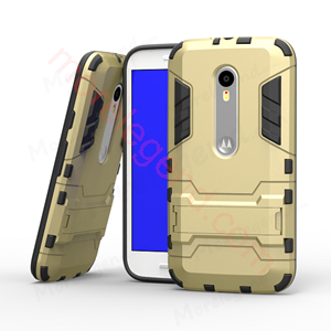 Picture of 2 In 1 Armor Case With Stand For Moto G3
