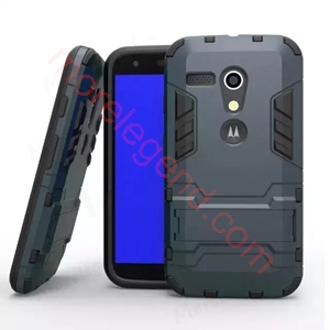 图片 2 In 1 Armor Case With Stand For Moto G