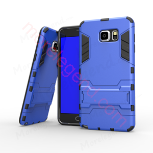 Picture of 2 In 1 Armor Case With Stand For Samsung Note 5