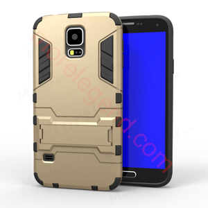 Picture of 2 In 1 Armor Case With Stand For Samsung S5