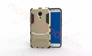 图片 2 In 1 Armor Case With Stand For Meizu Mx5