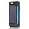 图片 2 In 1 Case With Card Slot For Iphone 5C
