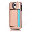 图片 2 In 1 Case With Card Slot For Samsung S4
