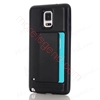 Picture of 2 In 1 Case With Card Slot For Samsung Note 4