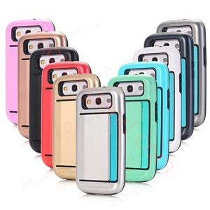 Picture of 2 In 1 Case With Card Slot For Samsung S3