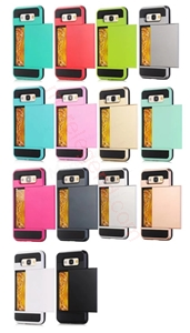 图片 2 In 1 Card Slot Case For Samsung A8