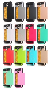 Picture of 2 In 1 Card Slot Case For Samsung S5