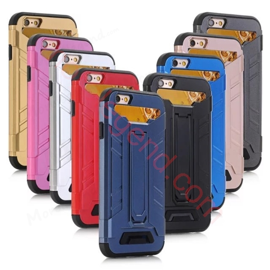 Picture of Kingkong Card Slot Case With Stand For iPhone 6(5.5)
