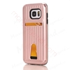 Picture of Travel Suitcase Mobile Phone Case With Card Slot For Samsung S7 Edge