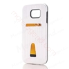 图片 Travel Suitcase Mobile Phone Case With Card Slot For Samsung S7Edgeplus