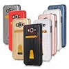 Picture of Travel Suitcase Mobile Phone Case With Card Slot For Samsung J7