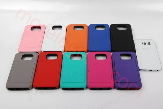 图片 Generic Stand Case For Samsung S6