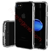 图片 Shock Absorption Flexible TPU Bumper Anti-Scratch Protective Case Clear Back Cover for iphone 7