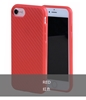 Picture of Carbon Fiber Pattern Business stylecomfortable Soft TPU Silicone Cover Case for iphone 7 plus