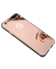 图片 Luxury Back Slim Mirror TPU Bumper Shock-Absorption Anti-Scratch Protective Case Cover for iphone 7 plus