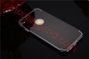 Picture of Mirror Case With Metal Electroplate Bumper Back Shell Hard Case Cover for iphone 5/5s/5se