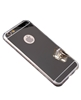 Picture of Luxury Back Slim Mirror TPU Bumper Shock-Absorption Anti-Scratch Protective Case Cover for iphone 5