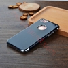 Picture of Jet Black Skyfall TPU Case With Electroplated Color Case for iphone 5