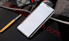 Picture of Elegant Glitter Smart Flip Case Electroplated Mirror Hard Clear Transparent Phone Case Cover for iphone 5