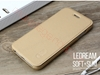 Picture of Lenuo PU flip case with card slot for iphone 6