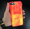 Picture of Thermal Induction Discoloration Color Changing Mobile Phone Case For iPhone 6/6s