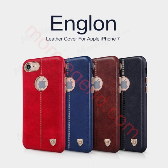 Picture of Nillkin Englon Series Vintage Lether Cover Case With Magnetic For Apple iPhone 7 Plus