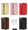 图片 Lenuo PU flip case with card slot for iphone 5