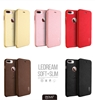 Picture of Lenuo PU flip case with card slot for iphone 7 plus