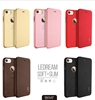 Picture of Lenuo PU flip case with card slot for iphone 7