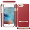 图片 G-CASE Ultra Slim Stand Cover Built-in metal plate design Leather Case for iphone 7