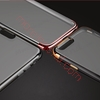Picture of Ultra Thin Flexible Soft TPUElectroplated Case with Crystal Back for ip