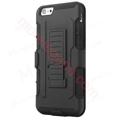 图片 For iPhone Future Armor Hybrid Case Military 3 in 1 Combo Cover Stand Case Triple Full Capa coque