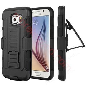 图片 For Samsung Future Armor Hybrid Case Military 3 in 1 Combo Cover Stand Case Triple Full Capa coque