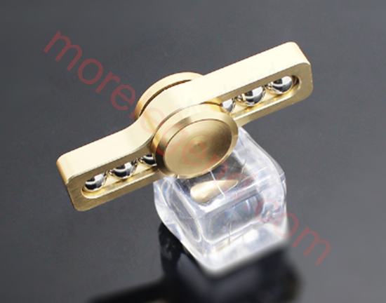 Picture of Aluminum Fidget Spinner Hand Spinner Ceramic Ball Bearing Focus Puzzle Toys
